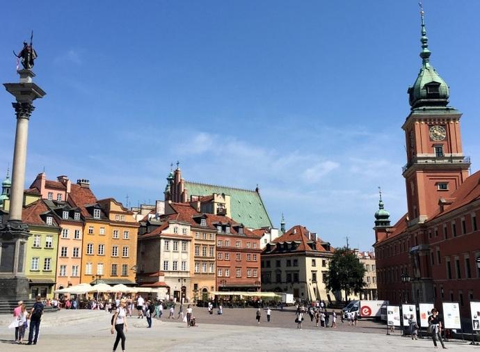 Treasure Hunt Teambuilding Activity In Warsaw The City Hunt